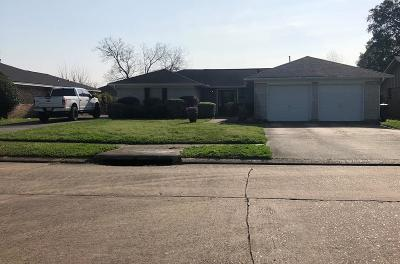 Port Neches Single Family Home For Sale: 645 Ridgewood