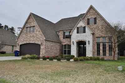 Lumberton Single Family Home For Sale: 126 Remington Circle