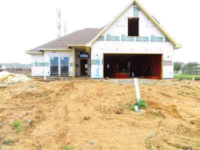 Port Arthur Single Family Home For Sale: 6980 Royal Meadows Blvd