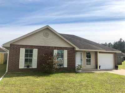 Lumberton Single Family Home For Sale: 5675 N Shadowbend Circle