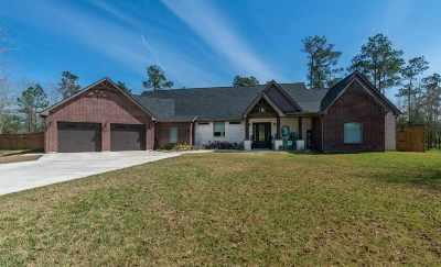Kountze Single Family Home For Sale: 10555 Rock Creek Ridge Dr.