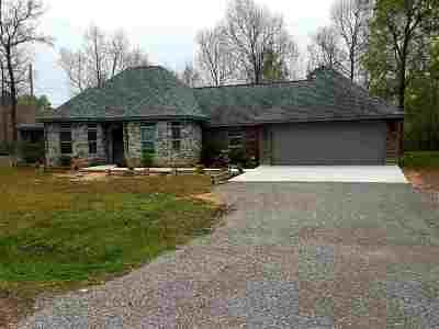 Vidor Single Family Home For Sale: 1530 Big Bend