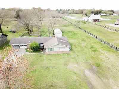 Port Arthur Single Family Home For Sale: 6435 Garnet Ave