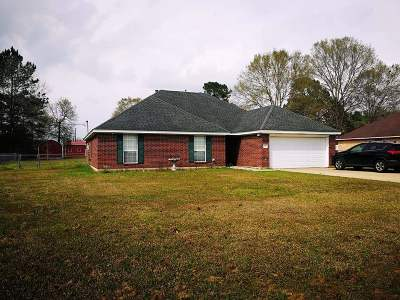 Lumberton Single Family Home For Sale: 5785 Wheeler Road