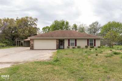 Single Family Home For Sale: 19445 Fm 365