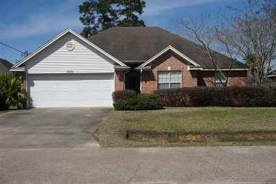 Lumberton Single Family Home For Sale: 5895 Travis