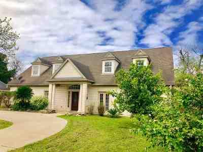 Groves Single Family Home For Sale: 6131 Jackson Blvd
