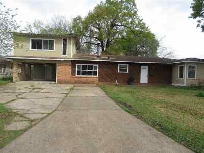 Beaumont Single Family Home Pending Take Backups: 4320 W Broadway
