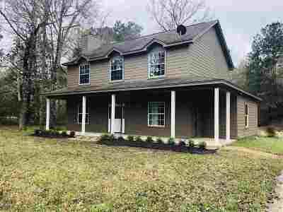 Kountze Single Family Home For Sale: 1548 Tall Timbers