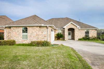 Port Arthur Single Family Home For Sale: 3736 Greenway Pointe