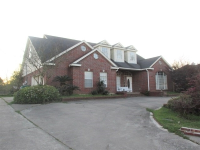 Vidor Single Family Home For Sale: 2285 Waterford Way