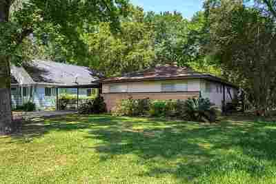 Groves Single Family Home For Sale: 4610 Wilson