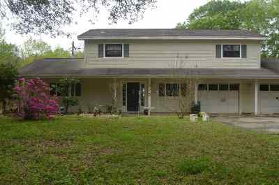 Lumberton Single Family Home For Sale: 275 Morris Dr