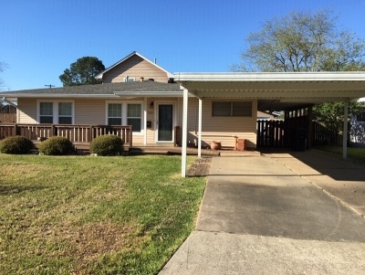 Groves Single Family Home For Sale: 3725 Hays Ave