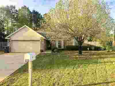 Lumberton Single Family Home Pending Take Backups: 6530 Westwood Circle
