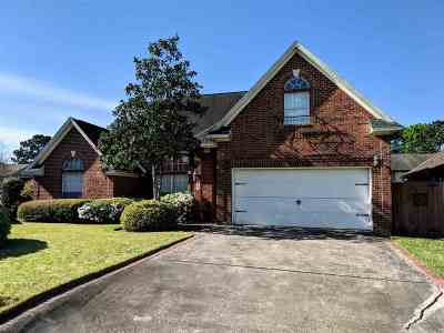 Beaumont TX Single Family Home For Sale: $224,900