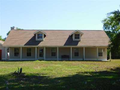 Kountze Single Family Home For Sale: 3306 Oak Lane