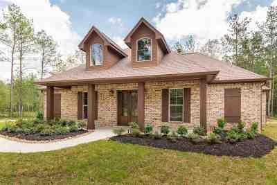 Kountze Single Family Home For Sale: 10615 Rock Creek Ridge