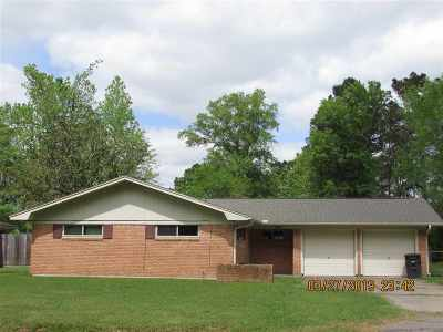 Vidor Single Family Home For Sale: 1265 Lamar