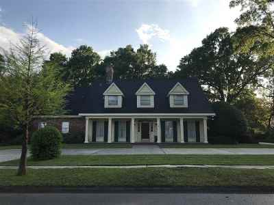 Port Arthur Single Family Home For Sale: 2601 Bernhardt