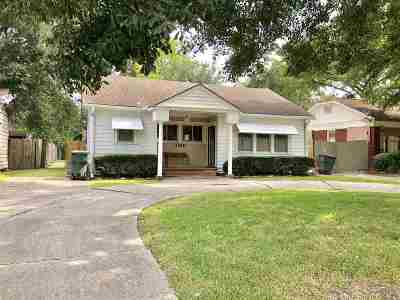 Beaumont Single Family Home For Sale: 2360 South Street