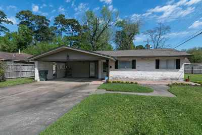 Beaumont Single Family Home For Sale: 3580 Austin Street