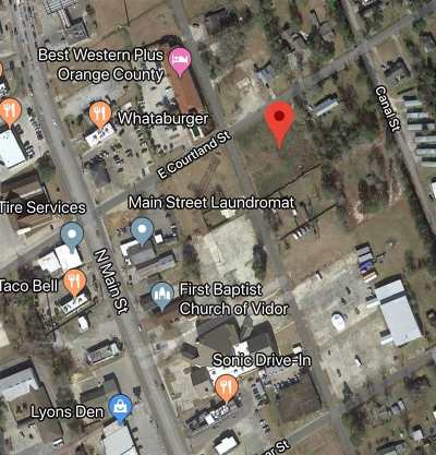 Vidor Commercial For Sale: 490 Wilson