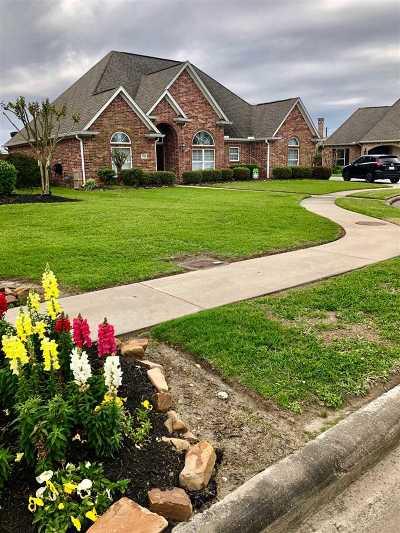 Port Neches Single Family Home For Sale: 3144 Labrador Lane