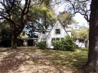 Port Arthur Single Family Home For Sale: 2546 Glenwood Dr