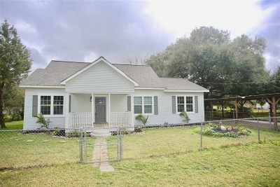 Port Neches Single Family Home For Sale: 320 Pine Street