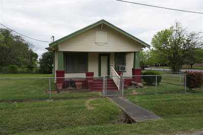 Beaumont Single Family Home For Sale: 1706 Texas Street