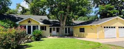Groves Single Family Home For Sale: 6699 Jefferson Blvd