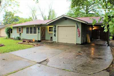 Nederland Single Family Home For Sale: 204 S 4th Street
