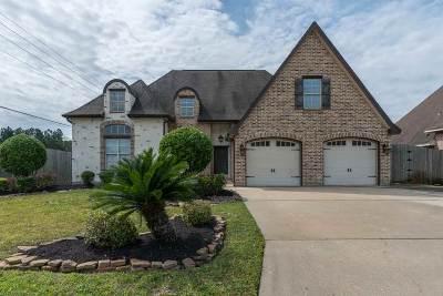 Lumberton Single Family Home For Sale: 101 Parkway Oaks