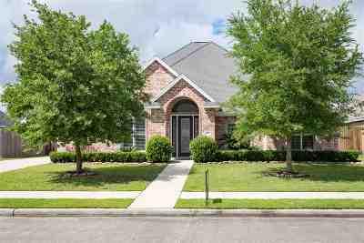 Beaumont Single Family Home For Sale: 6350 Ellington Ln.
