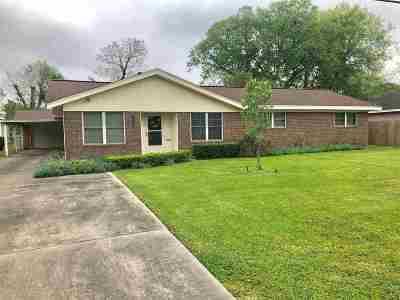 Groves Single Family Home For Sale: 3730 Suncrest Dr.