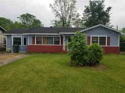 Beaumont Single Family Home For Sale: 3670 Ironton