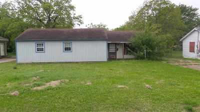 Port Arthur Single Family Home For Sale: 2729 Florida Ave.