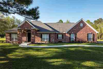 Single Family Home For Sale: 15726 Sour Lake Road