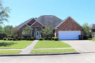 Lumberton Single Family Home For Sale: 348 Tyler Street