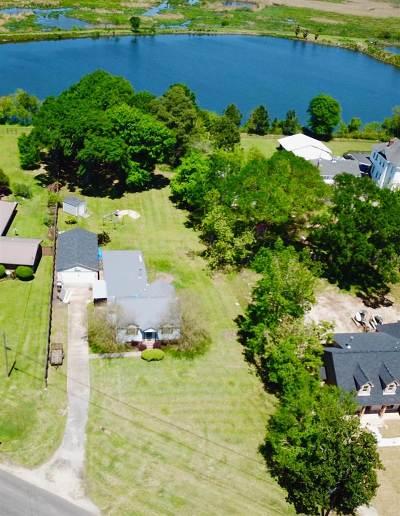 Port Arthur Single Family Home For Sale: 4428 Atlantic Road