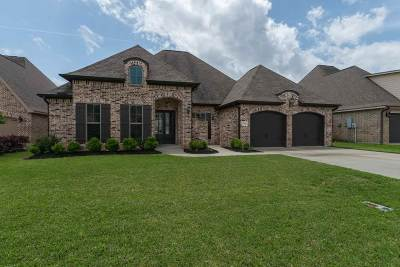 Beaumont Single Family Home For Sale: 7735 Windchase Dr.