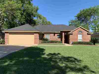 Beaumont TX Single Family Home For Sale: $175,000