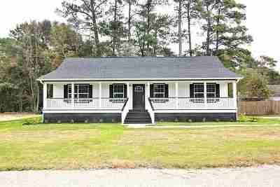 Vidor Single Family Home For Sale: 680 Slaughter St