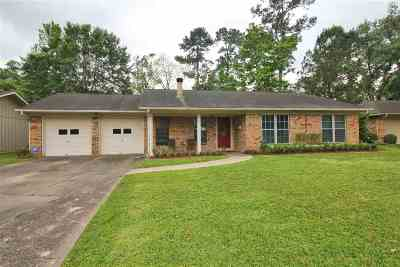 Beaumont TX Single Family Home For Sale: $188,300