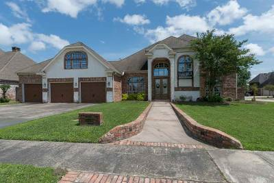 Port Neches Single Family Home For Sale: 3149 Canterbury