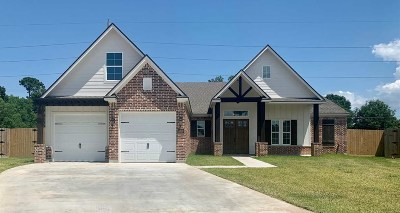 Single Family Home For Sale: 4800 Myrtle Beach Circle