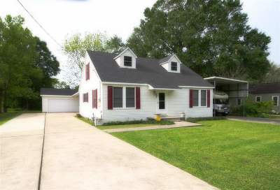 Port Arthur Single Family Home For Sale: 2646 66th St
