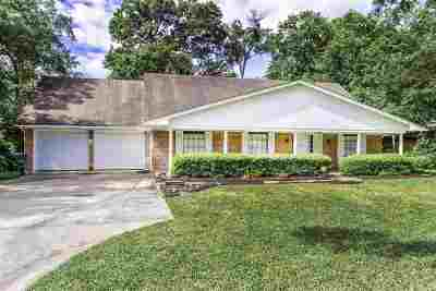 Beaumont Single Family Home For Sale: 7630 Forest Park Dr