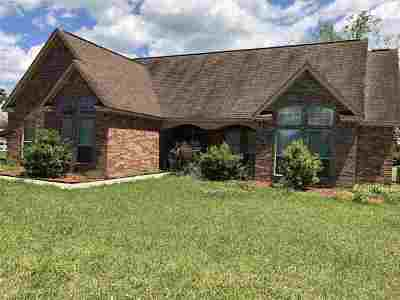 Single Family Home For Sale: 8550 Christopher